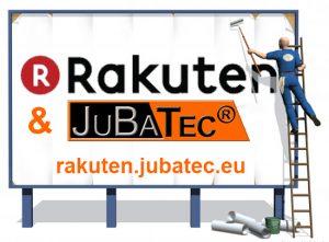 Rakuten & JuBaTec - ein starkes Team!