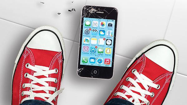Wer kennt es nicht, das defekte Smartühone-Display?