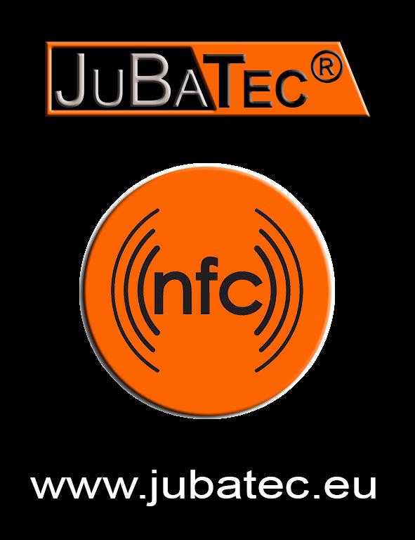 NFC-Tag kann man bei der JuBaTec kaufen