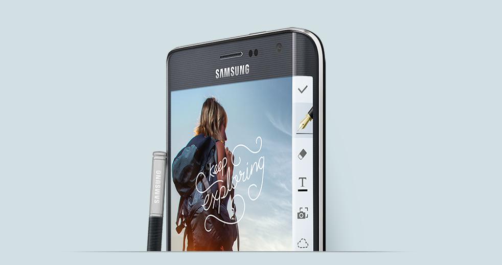 Details zum Galaxy Note 5 uns Samsung S6.