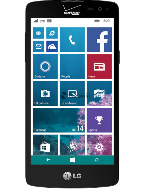 LG_Windows_Phone_Leak (Foto: Neowin)