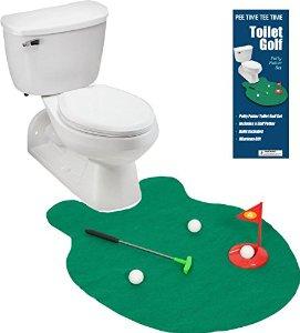 Spielen auf der Toilette