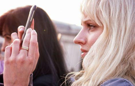 Wie Frauen ihre Smartphones verwenden