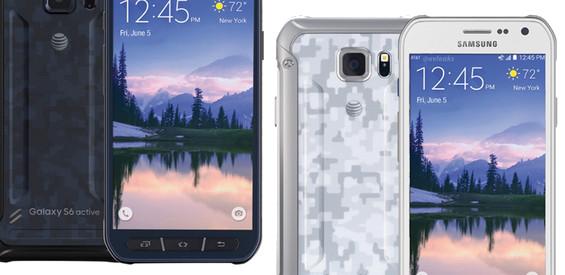 Galaxy S6 Activ (Bild: Samsung)