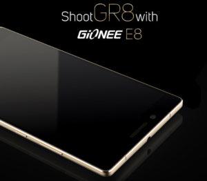 Gionee Elife E8 (Foto: Gionee)