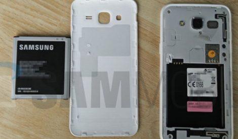 Samsung Galaxy J5 (Bild: SamMobile)