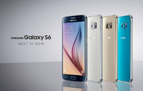 Samsung Galaxy S6 (Bild: Samsung)