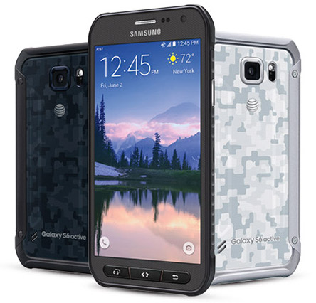 Samsung Galaxy S6 Active (Bild: AT&T)
