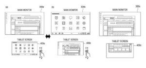 Samsung Dual Boot Smartphone (Bild: US-Patent- und Markenamt)