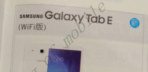 Samsung Tablet E9.6 (Bild: blogofmobile)