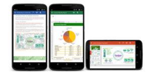 mobile Office (Bild: Microsoft)