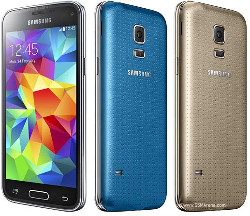 Samsung Galaxy S5 mini (Foto: Samsung)