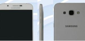 Neue Samsung-Modelle im Anmarsch? (Bild: Tenaa)