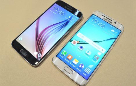 Noch muss Samsungs Galaxy S6 mit 2.560 x 1.440 Pixeln auskommen