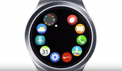 Samsung Gear S2 (Bild: Samsung mobile)