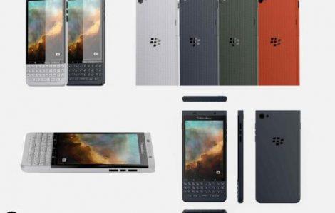 Das neue Blackberry Vienna soll mit Android kommen. (Bild: Crackberry)