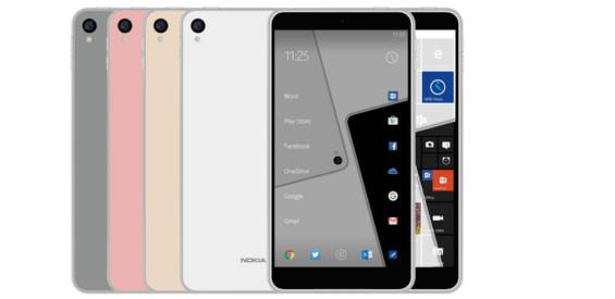 Das Nokia C1 (Bild npu)