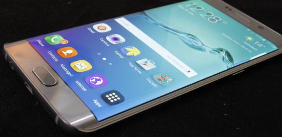 Das GalaxyS6 edge Plus (Bild: Samsung)