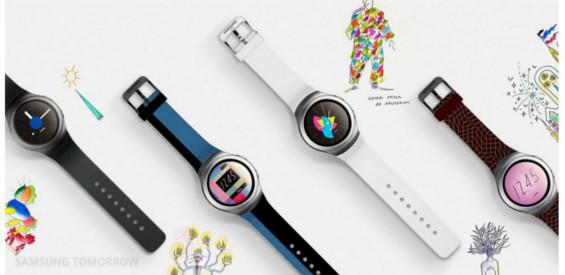 Gear 2 Armbänder (Bild: Samsung)