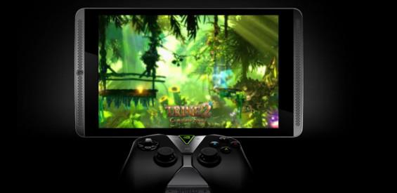 Nvidia Shield Tablet K1 (Bild NVidia)