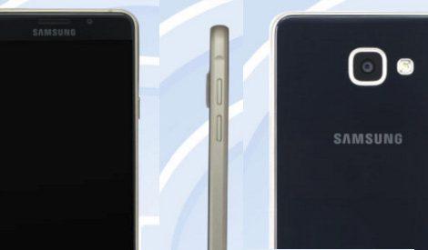 Samsungs Galaxy A7 (Bild TENAA)
