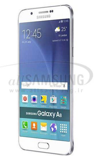 Samsungs Galaxy A9 von der Seite (Bild: Samsung)