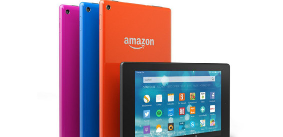 Amazon Tablets (Bild Amazon)