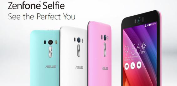 Asus Zenfone Selfie (Bild Asus)