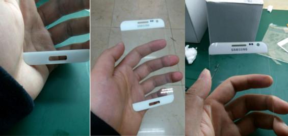 Die mutmaßliche Front des Galaxy S7 (Bild No Where Else)