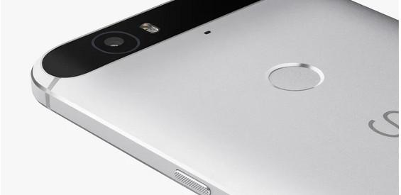 Google Huawei Nexus 6P (Bild Google)