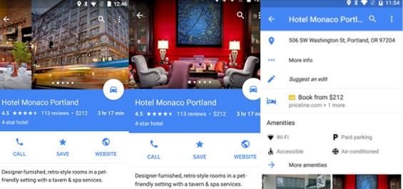 Google Maps (Bild Android Police)
