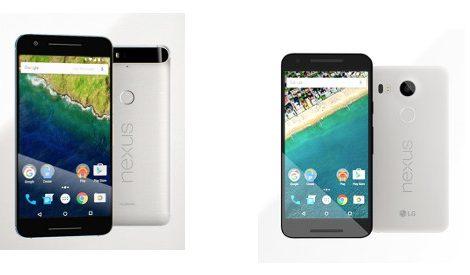 Google Nexus (Bild Google)
