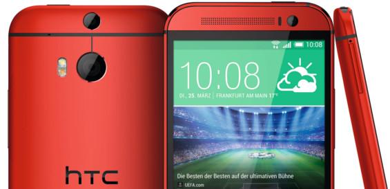 HTC One M8 (Bild HTC)