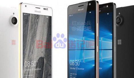 Lumia 850 (Bild gsmarena)