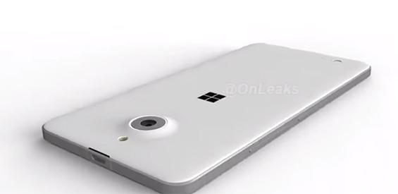 Microsoft Lumia 850? (Bild OnLeaks)