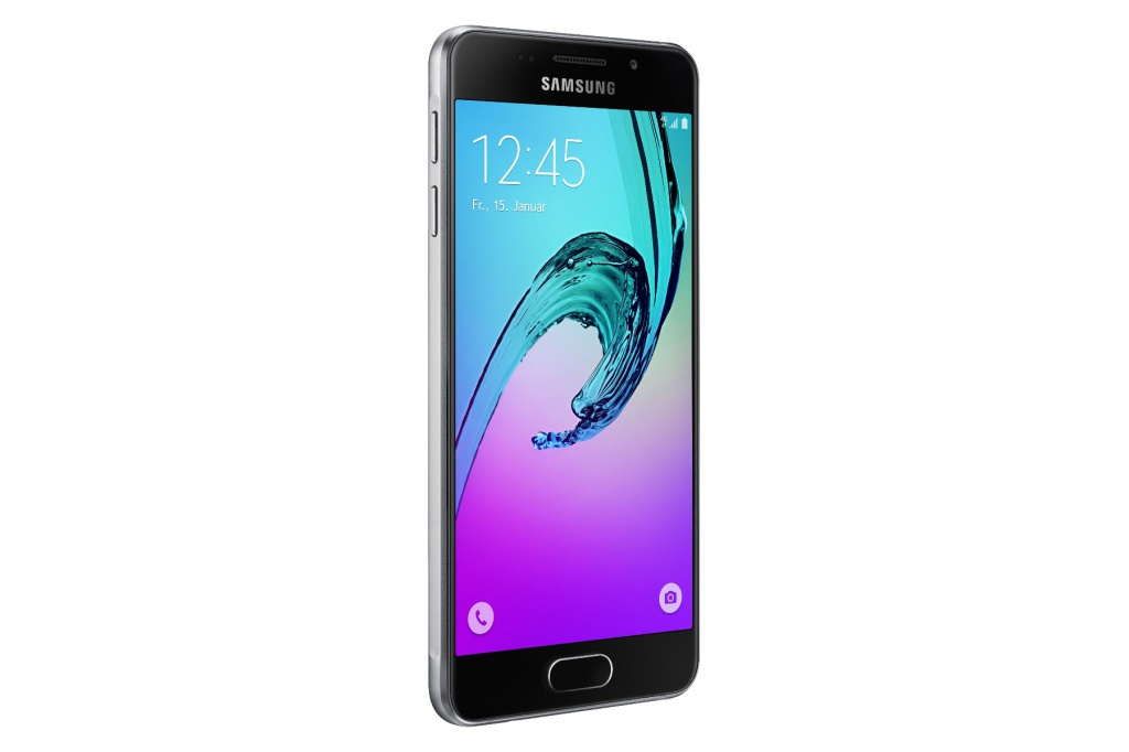 Samsung Galaxy A3 - Modell 2016 (Bild Samsung)
