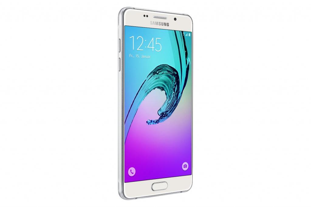 Samsung Galaxy A5 - Modell 2016 (Bild Samsung)