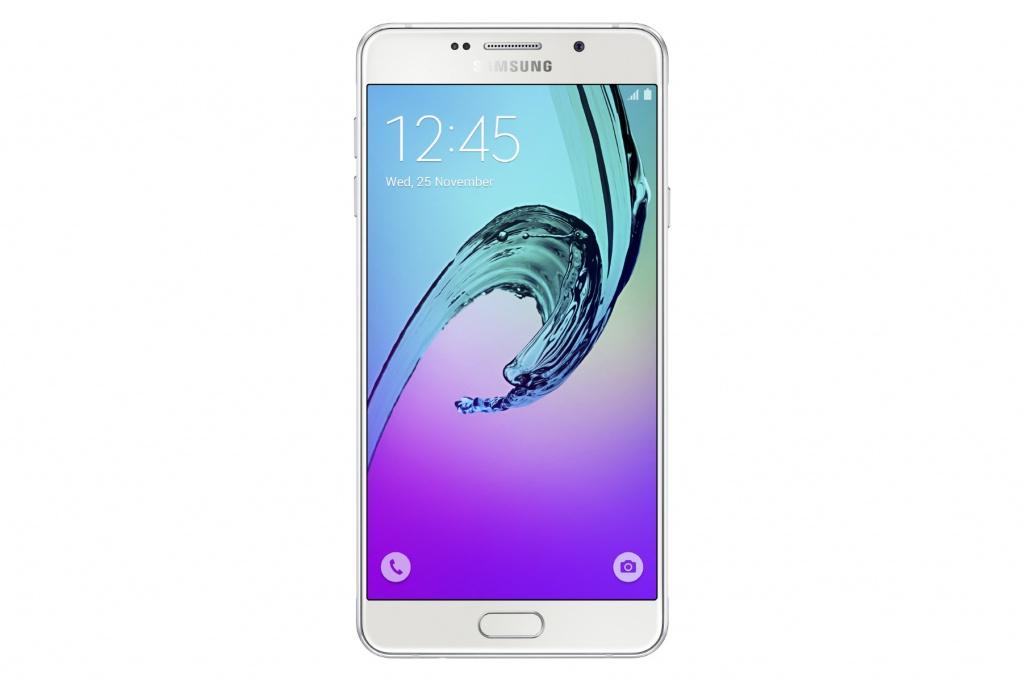 Samsung Galaxy A7 - Modell 2016 (Bild Samsung)