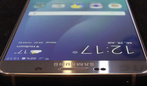 Samsung Galaxy Note 5 (Bild Samsung)