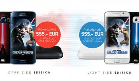 Samsung S6 Star Wars Edition (Bild Samsung)