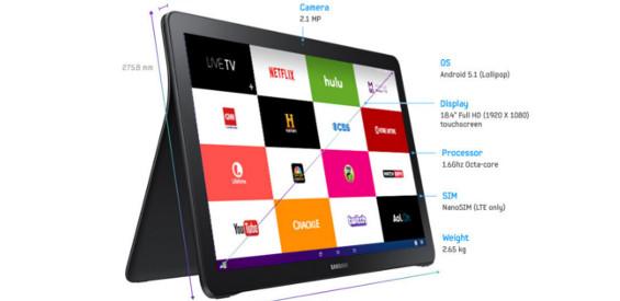 Samsung Tablet (Bild Samsung)