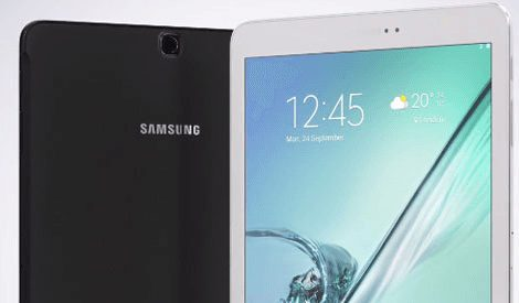 Samsung Tablet (Bild Tabletguide)