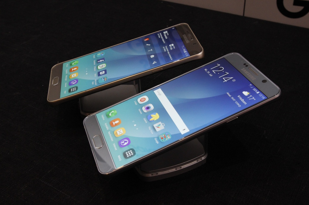 Samsungs Galaxy Note 5 (Bild Samsung)