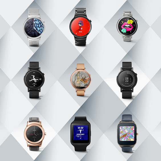 Smart Watch Designs (Bild Google)