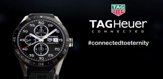 Tag Heuer Connected (Bild Tag Heuer)