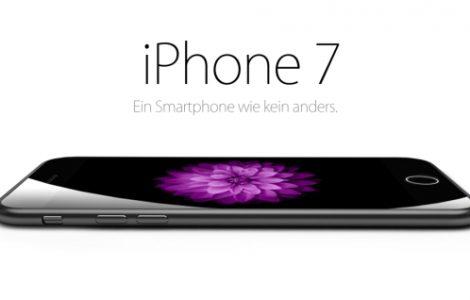 Ein Schweizer Designer hat ein Konzept zum iPhone 7 entworfen. (Bild: Handy-Abovergleich/Huismann)