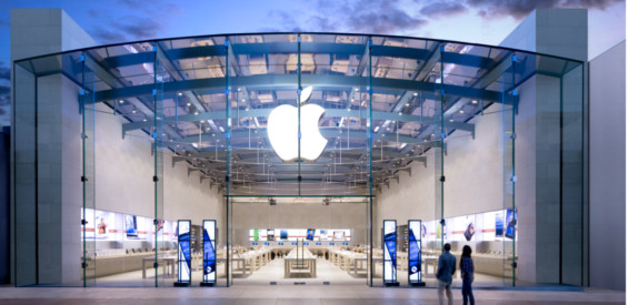 Apple Store (Bild Apple)