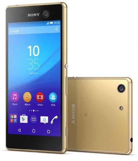 Sony Xperia M5 (Bild  Sony Mobile)